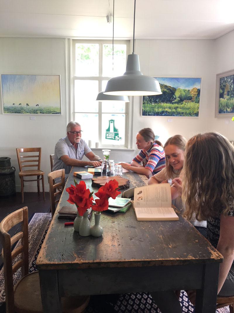 leren en studeren middelbare scholieren begeleiding van het team van de huiswerkwinkel